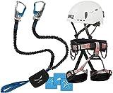 Klettersteigset Salewa Premium Attac + LACD Gurt Start + Helm LACD Protector 2.0 (M)