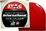 Stag International Table Tennis Rubber (Red)