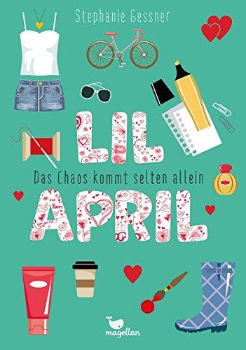 Lil April - Das Chaos kommt selten allein - Band 3 - Lil Elf
