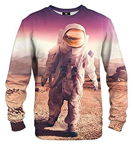 Mr. Gugu & Miss Go ® First in Space Sweater