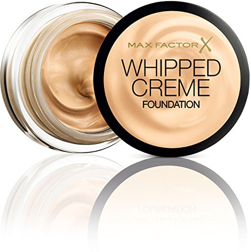 Max Factor Whipped Creme 47 Blushing Beige, 1er Pack (1 x 18 ml)