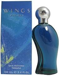 Wings - Eau De Toilette Vaporisateur 3.4 Oz. (100 Ml) - Pour Homme