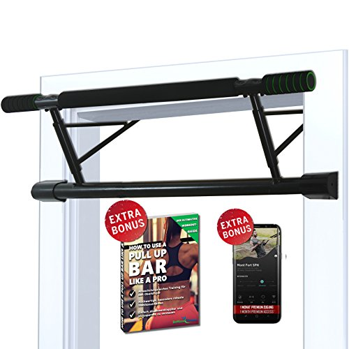 Pull-Up Bar for Door Frames without s / Drilling + Workout ... on