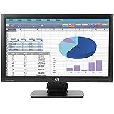 HP P202 K7X27AT 50,8 cm (20,0 Zoll) Monitor (VGA, HD, 5ms Reaktionszeit, 1600 x 900) schwarz