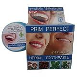 3 X PRIM Perfekte thai Kräuter thoothpaste