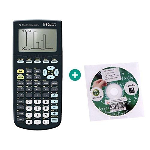 TI-82 STATS + CD di apprendimento (in tedesco)
