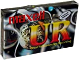 Maxell 90 minutes Blank Audio Cassette Tape