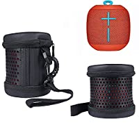 Hollow case for Ultimate Ears WONDERBOOM, Travel Carry Protection Portable Sleeve Protective Cover Pouch Bag for Ultimate Ears UE WONDERBOOM Waterproof Bluetooth Speaker