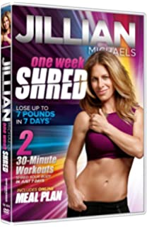 Jillian Michaels Extreme Shed And Shred Results