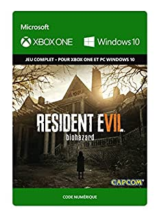 RESIDENT EVIL 7 biohazard [Xbox One/Win 10 PC - Code jeu à télécharger] (B01NGTA2JZ) | Amazon price tracker / tracking, Amazon price history charts, Amazon price watches, Amazon price drop alerts