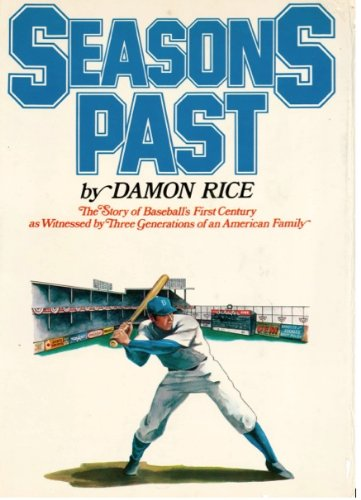Seasons Past (English Edition) por Damon Rice (pseudonym)