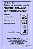 AMIE - Section (B) Computer Networks and Communications ( EC-415) Electronics and Communication Engineering Solved and Unsolved Paper