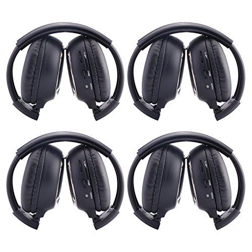 lightinthebox-alarma-cajar-4-pieza-cuatro-canales-universal-rear-entertainment-system-de-infrarrojos