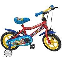 """PAW PATROL - Bicicleta de 12"""" (Saica Toys 7437)"""