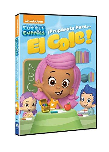 Bubble Guppies: ¡Prepárate Para El Cole! [DVD] 51rMxwb3WqL