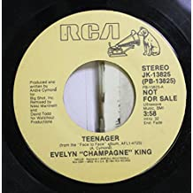 "Evelyn ""Champagne"" King 45 RPM Teenager / Teenager"