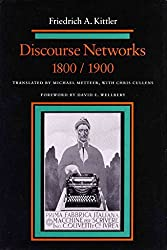 [Discourse Networks, 1800/1900] (By: Friedrich A. Kittler) [published: August, 1992]