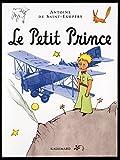 Le Petit Prince grand album illustre (French Edition) by Antoine de Saint-Exupery(2013-01-05) - French and European Publications Inc - 05/01/2013