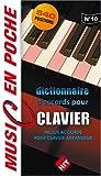 Dictionnaire d'accords pour clavier - 540 positions - Inclus Accords pour...