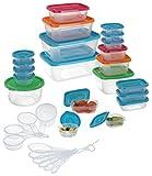 Riesen Vorratsdosen Küchenbehälter Starterset 52 teilig