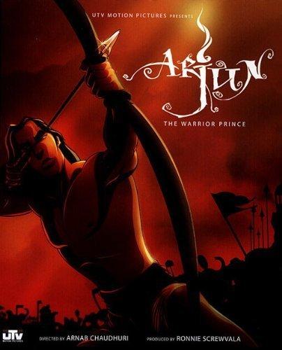 Arjun - The Warrior Prince (Hindi Animated Film / Bollywood Movie / Indian Cinema DVD) by Animation