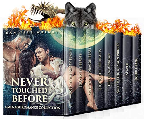 Never Touched Before: A Ménage Romance Collection (English Edition)
