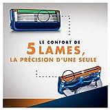 Gillette Fusion lamette per gli uomini by Gillette