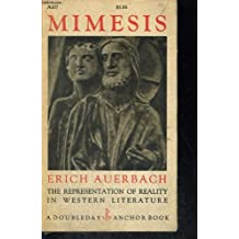 Mimesis, the representation of reality in western literature