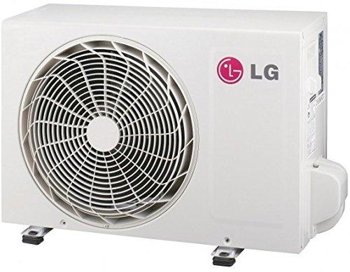 LG E12EM.UA3 Sistema divisor en exterior Color blanco - Aire acondicionado (A+,...