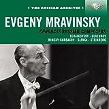Evgeny Mravinsky dirigiert russische Komponisten
