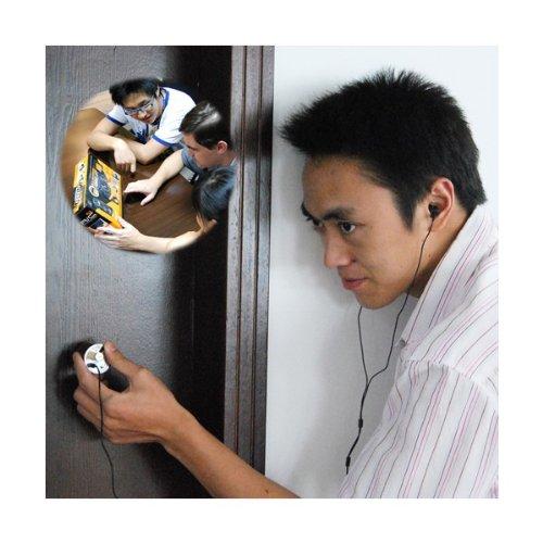 Abhörgerät zum Belauschen durch die Wand