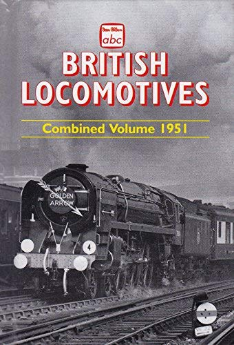 British Railways Locomotives 1951 (Ian Allan abc S.), used for sale  Delivered anywhere in Ireland
