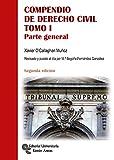 Compendio de Derecho Civil T I: 1 (Manuales)