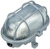 REV Ritter 0090050710 ISO-Ovalleuchte mit ESL 46W, silber