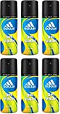 adidas get ready! Deo Body Spray für Herren mit...