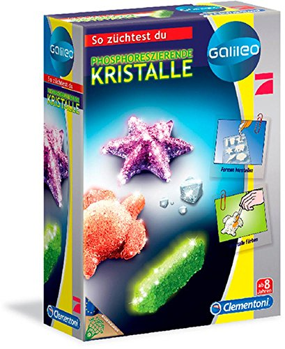 Galileo - Fluoreszierende Kristalle