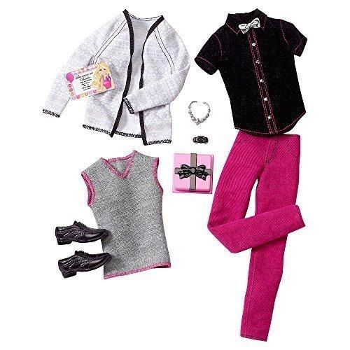 Barbie Ken Fashionista Closet (2 Pack) - Birthday Party - Barbie-party Ken