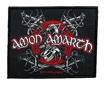 Amon Amarth - Viking Dog [Patch/Aufnäher, gewebt] [SP2468]