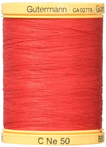 solides-en-fil-de-coton-naturel-876-verges-rouge