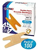 Flexible Fabric Bandages - Flex Fabric Adhesive Bandages - Best Reviews Guide