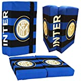 Perseo Trade Cuscino da Stadio FC Internazionale Calcio Inter 25x16x7 Cm PS 04830