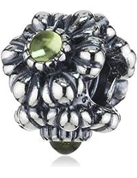 Pandora 790580PE - Abalorio unisex de plata de ley