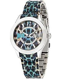 amazon co uk roberto cavalli watches women s wristwatch roberto cavalli r7253177503