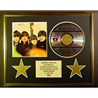 THE BEATLES/CD Display/Edicion Limitada/Certificato di autenticità/BEATLES FOR SALE