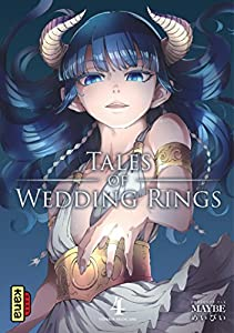 Tales of Wedding Rings Edition simple Tome 4