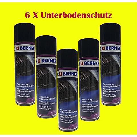 Parasassi Nero UBS Berner 6x 500ml # bu6protettiva per pavimento