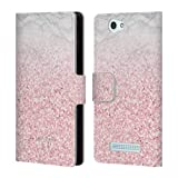 Official Nature Magick Pink Sparkle 2 Rose Gold Marble