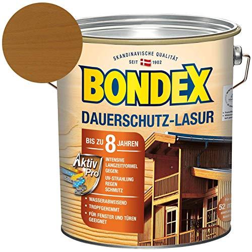 Bondex Dauerschutz-Lasur Eiche Hell 4,00 l - 329928