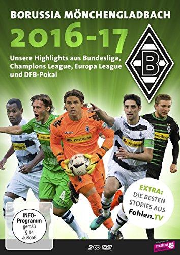Borussia Mönchengladbach - Saisonrückblick 2016-17 [2 DVDs]