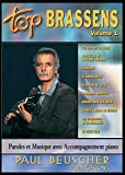 Partition : Top Brassens volume 1
